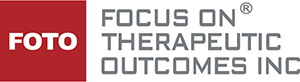 Focus on Therapeutic Outcomes logo