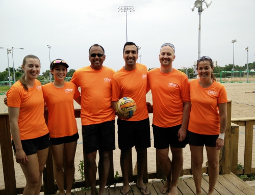 WESTGATE DISTRICT BEACH VOLLEYBALL FUNDRAISER A SUCCESS