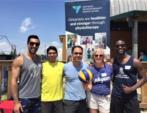 WESTGATE DISTRICT HOSTS SUCCESSFUL CHARITY VOLLEYBALL TOURNEY!